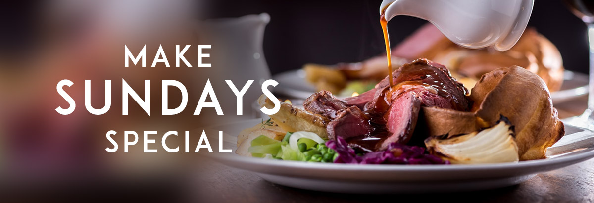 Special Sundays at The Crown and Anchor