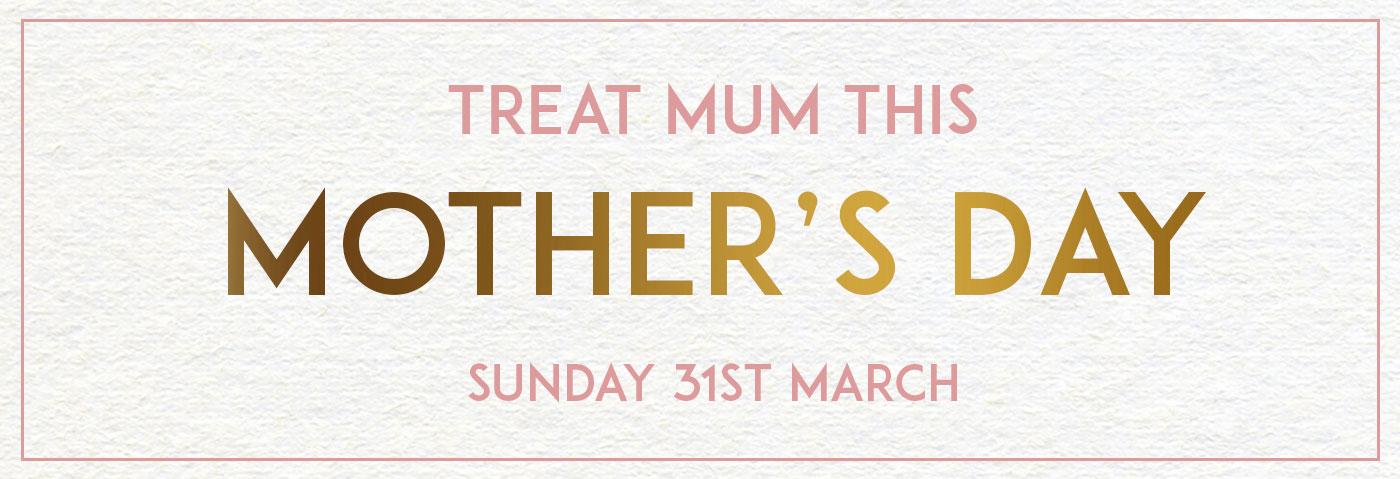Mother's Day at The Crown and Anchor
